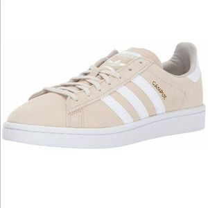 Adidas Originals Women's Campus Sneakers - Size 8